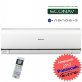 Кондиционер Panasonic Deluxe Inverter CS/CU-E12NKD